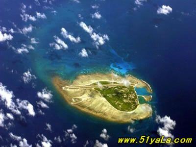 中沙,南沙群岛