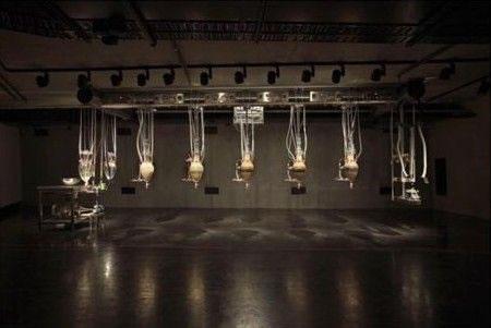 澳博物馆展大便机器 排便臭翻游